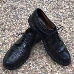 Allen Edmonds Norse Black Leather size 10 1/2